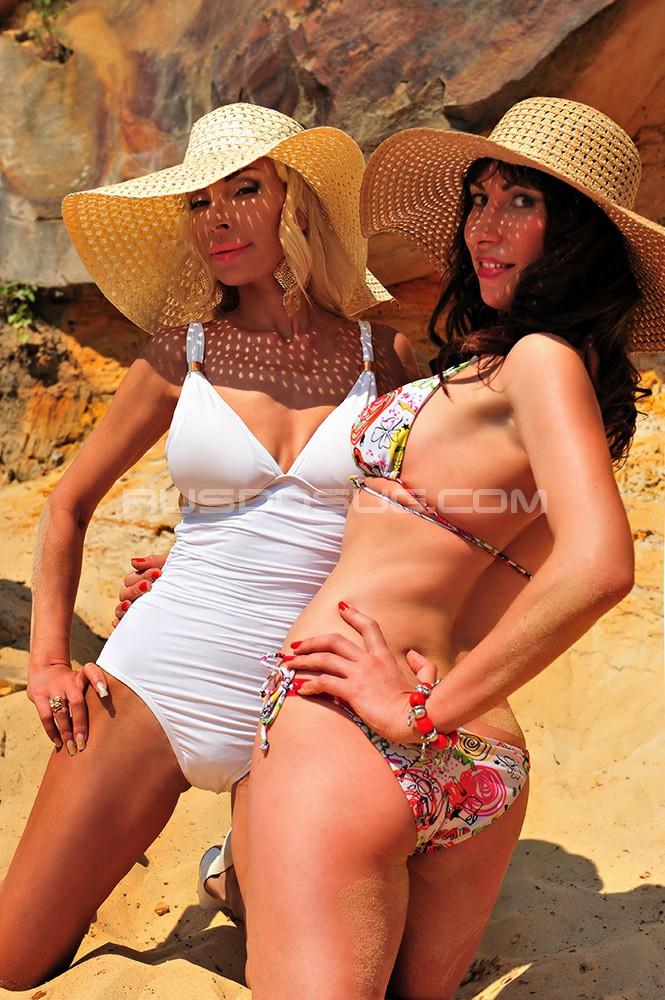 Проститутка Маша и Вика
