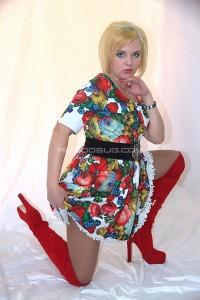 Проститутка Олеська