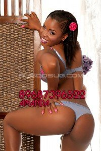 Проститутка Amanda